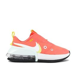 Nike Air Max Up Sneaker in Bright Mango, White & Light Zitron from Revolve.com   Revolve Clothing (Global)