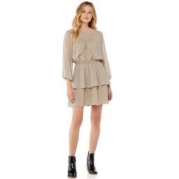 Scoop Women's Tiered Dress   Walmart (US)