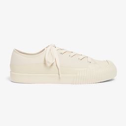 Canvas sneakers | Monki