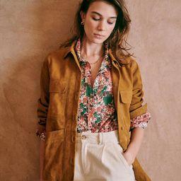 Willa Jacket | Sezane Paris