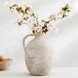 Extra Large Artisan Vase - 16.5H   Pottery Barn (US)