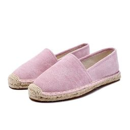 'Melody' Striped Espadrilles (3 Colors) | Goodnight Macaroon
