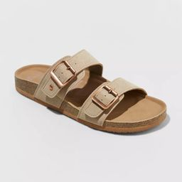 Women's Mad Love Keava Footbed Sandals   Target