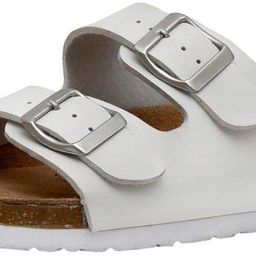CUSHIONAIRE Women's Lane Cork Footbed Sandal with +Comfort   Amazon (US)