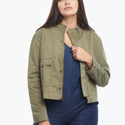 The Mallory Infantry Jacket | Live Fashionable