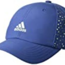 adidas Golf Performance Perforated Hat, Tech Indigo, OSF   Amazon (US)
