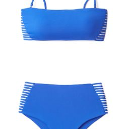 Kit Strappy Bandeau Bikini Top | Everything But Water