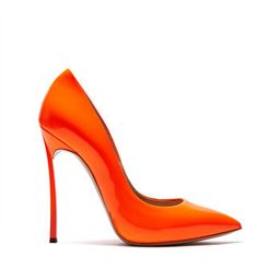 Women's Pumps in Orange | Blade | Casadei | Casadei ROW