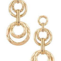 Triple Hoop Earrings | Revolve Clothing (Global)