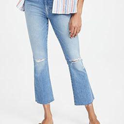 The Hustler Ankle Fray Jeans   Shopbop