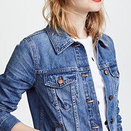 Denim Jacket | Shopbop