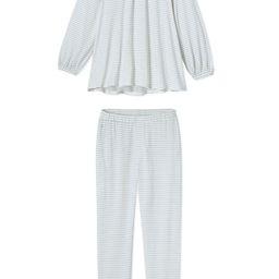 Cloud Pajama Set in Fog | LAKE Pajamas