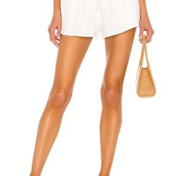 Lovers + Friends Cece Short in Marshmallow White from Revolve.com   Revolve Clothing (Global)