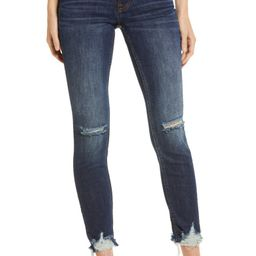 Thompson Ripped Tomboy Ankle Skinny Jeans | Nordstrom
