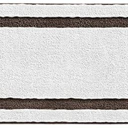 mDesign Soft Microfiber Polyester Non-Slip Extra-Long Spa Mat/Runner, Plush Water Absorbent Accen... | Amazon (US)