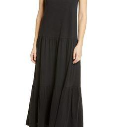 Scoop Neck Tiered Maxi Dress   Nordstrom