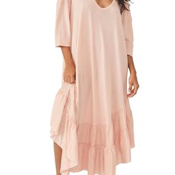 Free People Sunseeker Maxi Dress   Nordstrom   Nordstrom