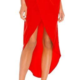 Arielle Slit Maxi Skirt | Revolve Clothing (Global)