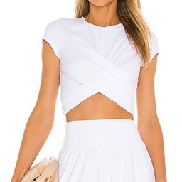 Twisted Crop Top | Revolve Clothing (Global)