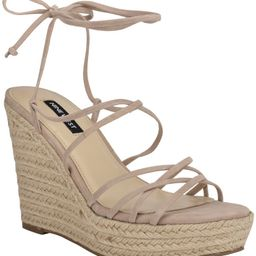 Nine West Have Fun Espadrille Wedge Sandal (Women) | Nordstrom | Nordstrom