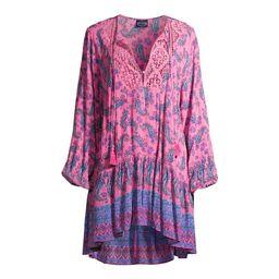 Scoop Women's Tunic Dress with Long Sleeves | Walmart (US)