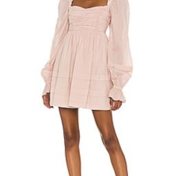 Tularosa Oakland Dress in Shadow Pink from Revolve.com   Revolve Clothing (Global)