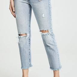 Wedgie Selvedge Straight Jeans | Shopbop