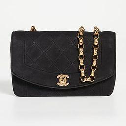 Chanel Suede Classic Flap Mini Bag | Shopbop