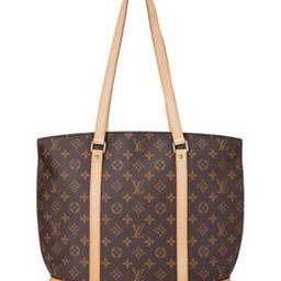 What Goes Around Comes Around Women Louis Vuitton Monogram Babylone Tote - Final Sale, No Returns -  | Belk