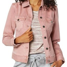 CLASSIC JACKET WITH ANGLED SEAMING   Liverpool Jeans