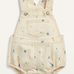 Jean Overall Bubble One-Piece for Baby | Old Navy (US)