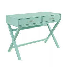 Penney 2 Drawer Desk - Linon | Target