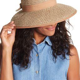 Braid Back Bow Sun Hat | Nordstrom