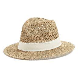Open Weave Panama Hat | Nordstrom