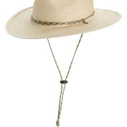 Paracord Stampede Strap Raffia Hat | Nordstrom