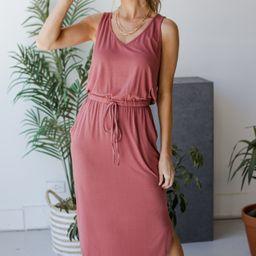 On the Horizon Midi Dress | Dress Up