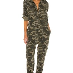 One Teaspoon Paradise Utility Jumpsuit in Camo from Revolve.com   Revolve Clothing (Global)