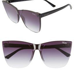 Come Thru 56mm Gradient Cat Eye Sunglasses | Nordstrom