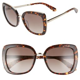 kimora 54mm gradient sunglasses | Nordstrom
