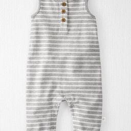Organic Cotton Terry Jumpsuit | Carter's