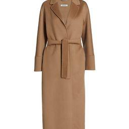 Aronalu Long Belted Coat | Saks Fifth Avenue