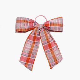 Oversized Bow Hair Tie | Madewell