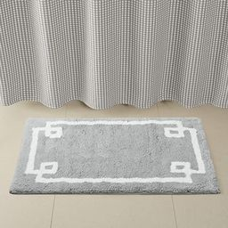 Madison Park Evan 100% Cotton Medium Pile Tufted Ultra Soft Water Absorbent-Fast Drying Washable ... | Amazon (US)