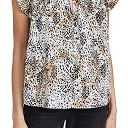 Lana Flutter Sleeve Top | Shopbop