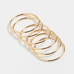 Classique Ring Set   Shopbop