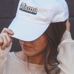 amber massey: mama layered hat | RIFFRAFF
