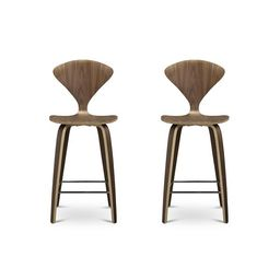 Set of Two Norman Counter Stools   Eternity Modern