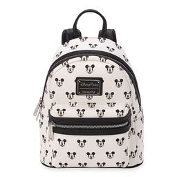 Mickey Mouse Faces Mini Backpack by Loungefly Official shopDisney   shopDisney