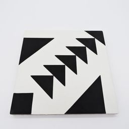 "Tadla Handmade 8"" X 8"" Cement Wall & Floor Tile   Wayfair North America"