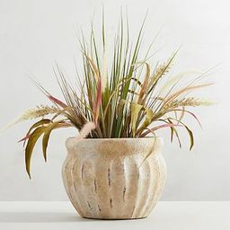 Handcrafted Weathered Terra Cotta Planter   Pottery Barn (US)
